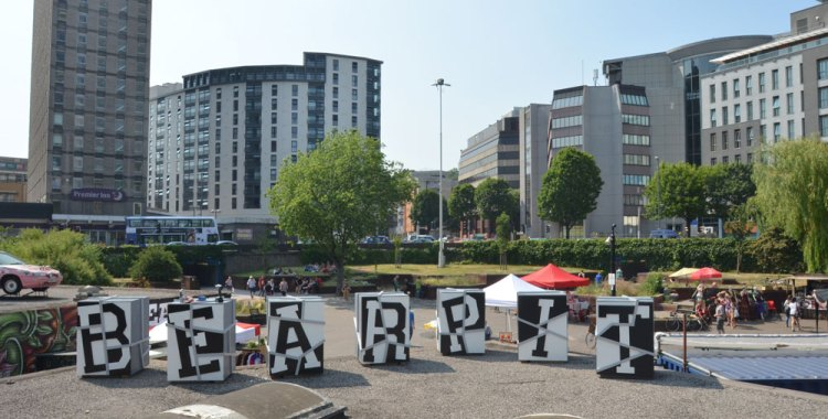 Art in Bearpit